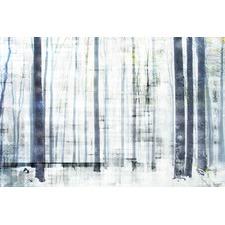 Winter Trees Canvas Wall Art