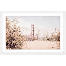 From Afar Framed Print