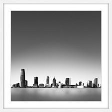 New York Minimalism Framed Print