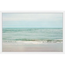 Take Me To The Sea Framed Print