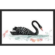Swan & Kois Framed Print