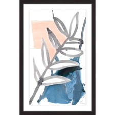 Oceana II Framed Print