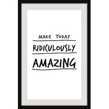 Ridiculously Amazing Framed Printed Wall Art