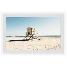 California Summer Framed Printed Wall Art