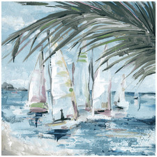 Voyagers Canvas Wall Art