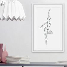 Free Style Framed Printed Wall Art