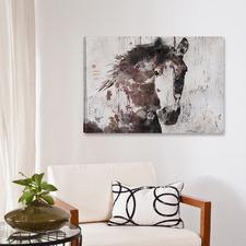 Gorgeous Horse Canvas Wall Art