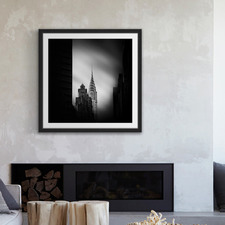 Chrysler Building New York Framed Wall Art
