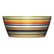 Small Iittala Orange Origo Bowl