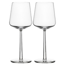 Set of 2 Iittala Essence Red Wine Glasses