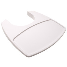 White Leander High Chair Tray