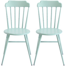 Windsor Outdoor Dining Chairs (Set of 2)