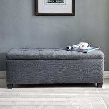 Benson Upholstered Ottoman
