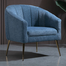 Miruna Fabric Armchair