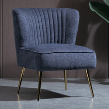 Courtnie Fabric Accent Chair