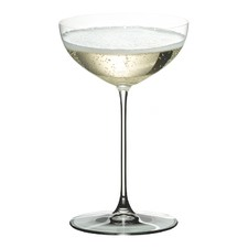 Riedel Veritas Crystal Coupe Cocktail Glasses (Set of 2)