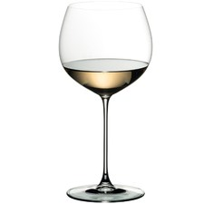 Riedel Veritas Crystal Oaked Chardonnay Glasses (Set of 2)