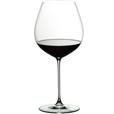 Riedel Veritas Old World Crystal Pinot Noir Glasses (Set of 2)
