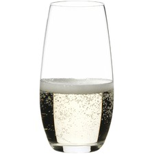 O Series Crystal Champagne Flutes (Set of 2)