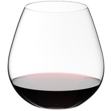 O Series Crystal Pinot Noir Wine Glasses (Set of 2)