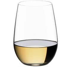 O Series Crystal Riesling Wine Glasses (Set of 2)