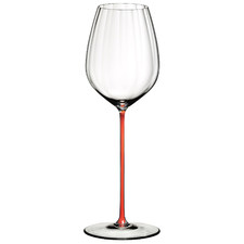 Red Riedel High Performance Crystal Cabernet Glass