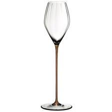 Gold Riedel High Performance Crystal Champagne Glass