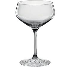 Spiegelau Perfect Serve Crystal Coupette Glasses (Set of 4)