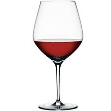 Spiegelau Authentis Crystal Burgundy Glasses (Set of 4)