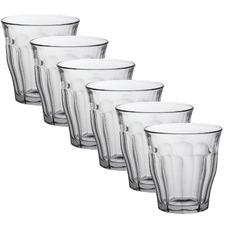 Duralex Picardie 160ml Glass Tumblers (Set of 6)