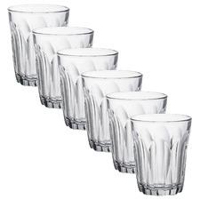 Duralex Provence 160ml Glass Tumblers (Set of 6)