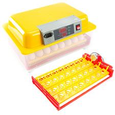 Yellow Digital Hatch 32 Egg Incubator