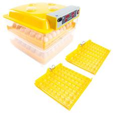Yellow Digital Hatch 112 Egg Incubator