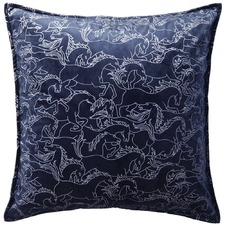 Horses Stampede European Pillowcase