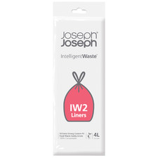 Joseph Joseph IW2 4L Food Waste Caddy Liners (Set of 50)