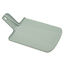 Small Dove Grey Chop2Pot Plus Folding Chopping Board