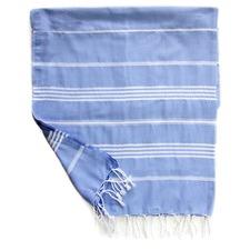 Denim Blue Turkish Towel