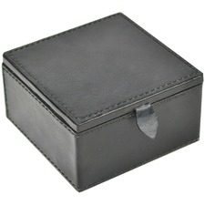 Leather Travel Jewellery Box