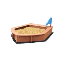 Kids' Boat Sandpit