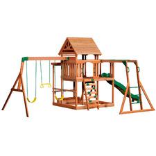 Monticello Cedar Wood Play Centre