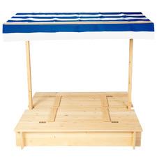 Kids' Skipper Sandpit & Canopy Set