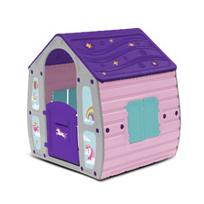 Outdoor Kids Magical Unicorn House