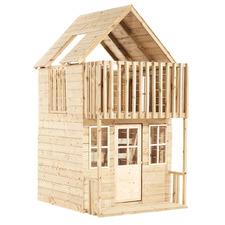 Kids' TP Toys Loft Wooden Playhouse