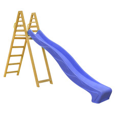Kids' Jumbo Climb & Slide Set