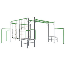 509cm Junior Jungle Playground Set