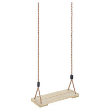 Kids' Wooden Swing Seat