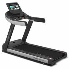 Black Marathon Commercial Treadmill