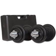 Dumbbells & Case Set