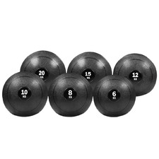 Complete Slam Ball Weight Set