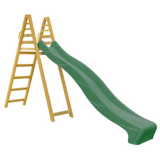 Lifespan Kids Wooden Jumbo Climb & Slide